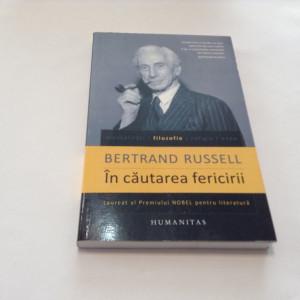 In cautarea fericirii -Bertrand Russell,r19,RF10/1