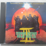 Various – Teenage Mutant Ninja Turtles III   CD,SUA