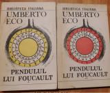 Pendulul lui Foucault de Umberto Eco
