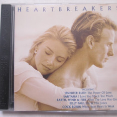 Various - Hearbreakers CD, Austria - Muzica Pop sony music