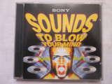 Various - Sounds To Blow Your Mind   CD,UK, sony music