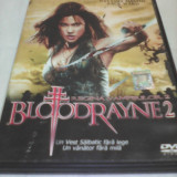 FILM HORROR BLOODRAYNE 2 - REGINA VAMPIRILOR 2, SUBTITRARE ROMANA, ORIGINAL - Film SF, DVD