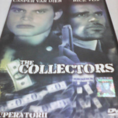 FILM THE COLLECTORS - RECUPERATORII., SUBTITRARE ROMANA, ORIGINAL - Film actiune, DVD