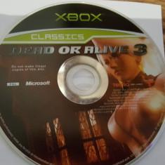 Joc Karate lupte xbox Jocuri Xbox Ea Games original DEAD OR ALIVE 3, Sporturi, Toate varstele, Multiplayer