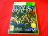 Joc Rock Band 3, xbox360, original, alte sute de jocuri!, Simulatoare, 12+, Multiplayer