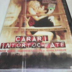 FILM CARARI INTORTOCHEATE,SUBTITRARE ROMANA,ORIGINAL, DVD