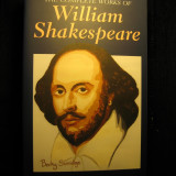 The Complete Works of William Shakespeare / IN ENGLEZA / Opere complete