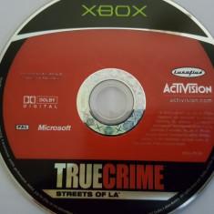 Joc xbox Jocuri Xbox Ea Games originale True Crime (actiune, impuscaturi), Sporturi, Toate varstele, Multiplayer
