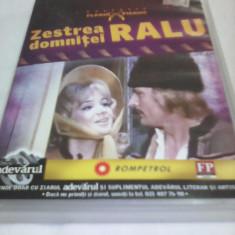 FILM COLECTIA FLORIN PIERSIC-ZESTREA DOMNITEI RALU, ORIGINAL FILMELE ADEVARUL - Film Colectie, DVD, Romana
