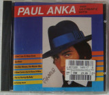 Paul Anka - His Ultimate Hits, CD