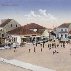 BIJELJINA, GETREIDE - MARKIPLATZ, 13 X 1915, Circulata, Printata