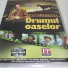 FILM COLECTIA MARGELATU-DRUMUL OASELOR, ORIGINAL FILMELE ADEVARUL - Film Colectie, DVD, Romana