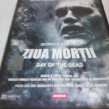 FILM HORROR DAY OF THE DEAD-ZIUA MORTII, SUBTITRARE ROMANA, ORIGINAL - Film SF, DVD