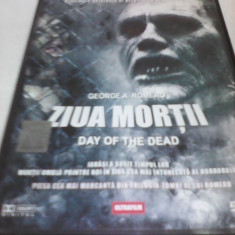 FILM HORROR DAY OF THE DEAD-ZIUA MORTII, SUBTITRARE ROMANA, ORIGINAL - Film SF, DVD
