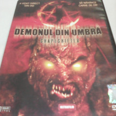 FILM HORROR SHAPESHIFTER DEMONUL DIN UMBRA, SUBTITRARE ROMANA, ORIGINAL - Film SF, DVD
