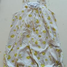 Rochita tip gogosar, bufanta, deosebita, 1-3 ani, Kid Kanai, buzunare, 94 cm, Culoare: Din imagine