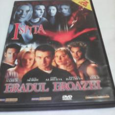FILM DVD 2 IN 1 ISPITA/GRADUL GROAZEI, SUBTITRARE ROMANA, ORIGINAL - Film actiune