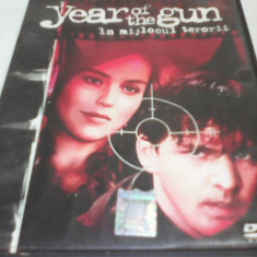 FILM YEAR OF THE GUN-IN MIJLOCUL TERORII, SUBTITRARE ROMANA, ORIGINAL - Film actiune, DVD