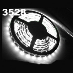 Banda LED 1M 100cm SMD 3528 Alb Pur/Alb Cald/Albastru / Rosu / Galben / Verde