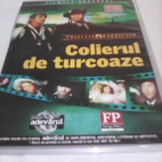 FILM COLECTIA MARGELATU-COLIERUL DE TURCOAZE, ORIGINAL FILMELE ADEVARUL - Film Colectie, DVD, Romana