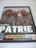FILM COLECTIA ISTORICE-PENTRU PATRIE ,ORIGINAL FILMELE ADEVARUL, DVD, Romana