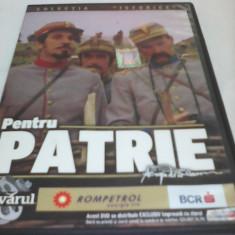 FILM COLECTIA ISTORICE-PENTRU PATRIE, ORIGINAL FILMELE ADEVARUL - Film Colectie, DVD, Romana