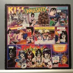 KISS - UNMASKED (1980/ CASABLANCA REC/ RFG) - Vinil/Vinyl/Rock - Muzica Rock universal records