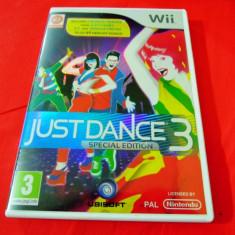 Just Dance 3 Special Edition, pentru Wii, original, alte sute de jocuri! - Jocuri WII Ubisoft, Simulatoare, 3+, Single player