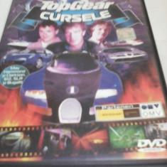 FILM COLECTIE TOPGEAR CURSELE,SUBTITRARE ROMANA,ORIGINAL, DVD