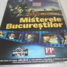 FILM COLECTIA MARGELATU-MISTERELE BUCURESTILOR, ORIGINAL FILMELE ADEVARUL - Film Colectie, DVD, Romana