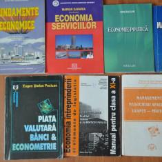 7 Carti Economie. Economie Politica, Managementul Resurselor Umane, Econometrie - Carte Economie Politica