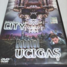 FILM HORROR ROBOTUL UCIGAS, SUBTITRARE ROMANA, ORIGINAL - Film SF, DVD