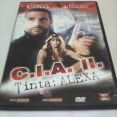 FILM C.I.A.II-TINTA ALEXA, SUBTITRARE ROMANA, ORIGINAL - Film actiune, DVD