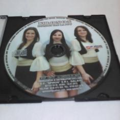 CD KRONOS HAI LA JOC ORIGINAL FARA COPERTA - Muzica Lautareasca