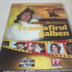 FILM COLECTIA MARGELATU-TRANDAFIRUL GALBEN, ORIGINAL FILMELE ADEVARUL - Film Colectie, DVD, Romana