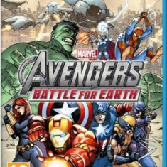Avengers Battle For Earth Nintendo Wii U - Jocuri WII Ubisoft