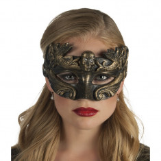 Masca Halloween cu craniu - Carnaval24 - Costum petrecere copii