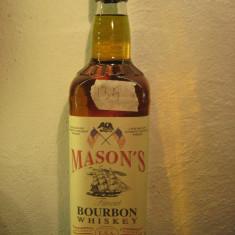 Whisky - Whiskey finest bourbon, mason's, cl.70 gr.40