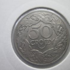 Polonia   50 groszy   1923