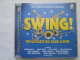 Various – Swing! - The Ultimate Big Band Album    dublu CD,EU