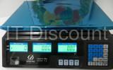 Cantar electronic 40kg cu acumulator, Platforma