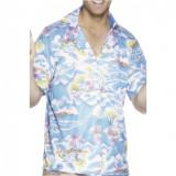 Camasa Hawaii barbati M - Carnaval24 - Camasa barbati, M, Maneca scurta, Multicolor