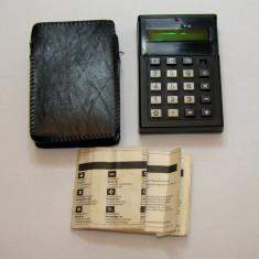 Calculator de buzunar vintage Triumph EC 20-S(106)