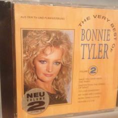 BONNIE TYLER - THE VERY BEST OF 2 (1994/SONY/GERMANY) - CD NOU/Sigilat/Original - Muzica Pop Columbia