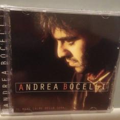 ANDREA BOCELLI - IL MARE CALMO (1994/Polydor/GERMANY) - CD NOU/Sigilat/Original, universal records