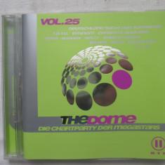 Various – The Dome Vol. 25   dublu CD,Germania, universal records
