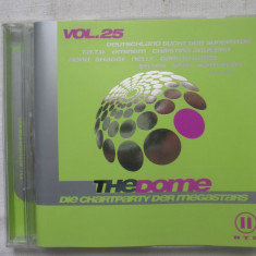 Various ‎– The Dome Vol. 25 dublu CD, Germania - Muzica Dance universal records