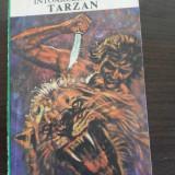 INTOARCEREA LUI TARZAN - Edgar Rice Burroughs - Albatros, 1973, 348 p. - Carte de aventura