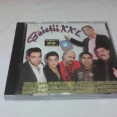 DUBLU DISC BAIETII XXL/ARDELE BARBATE MANELE ORIGINAL - Muzica Lautareasca, CD