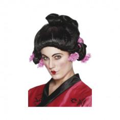 Peruca Geisha - Carnaval24 - Costum petrecere copii